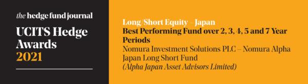 UCITS Hedge Awards 2021